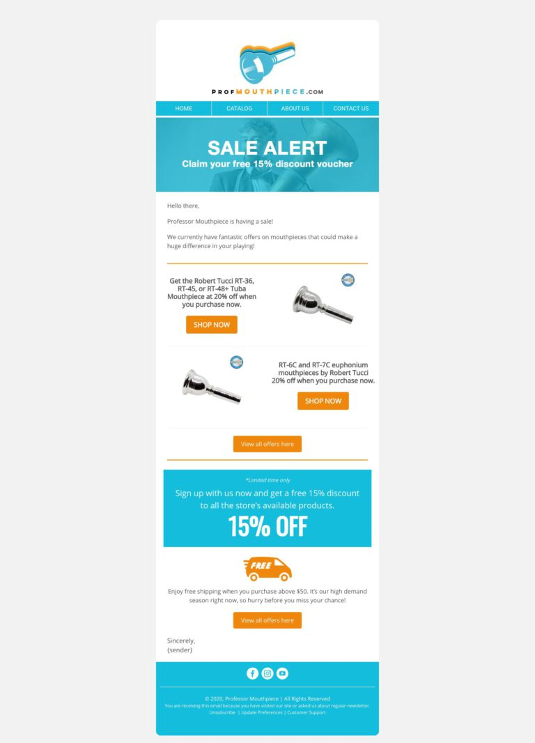 email template designs