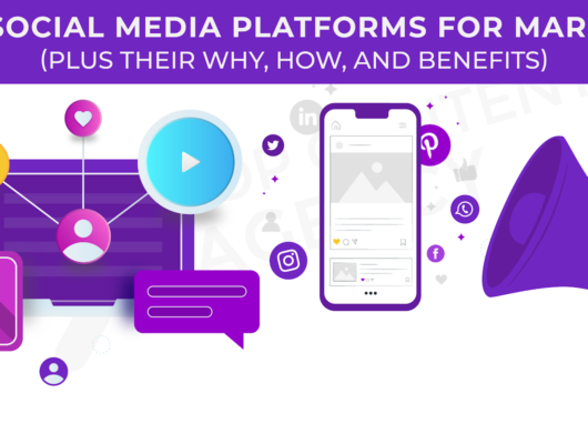 Top 5 social media marketing platforms